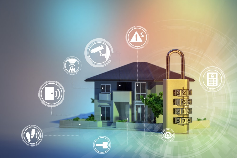 High Tech Ways To Keep Your Home Safe Apex Security